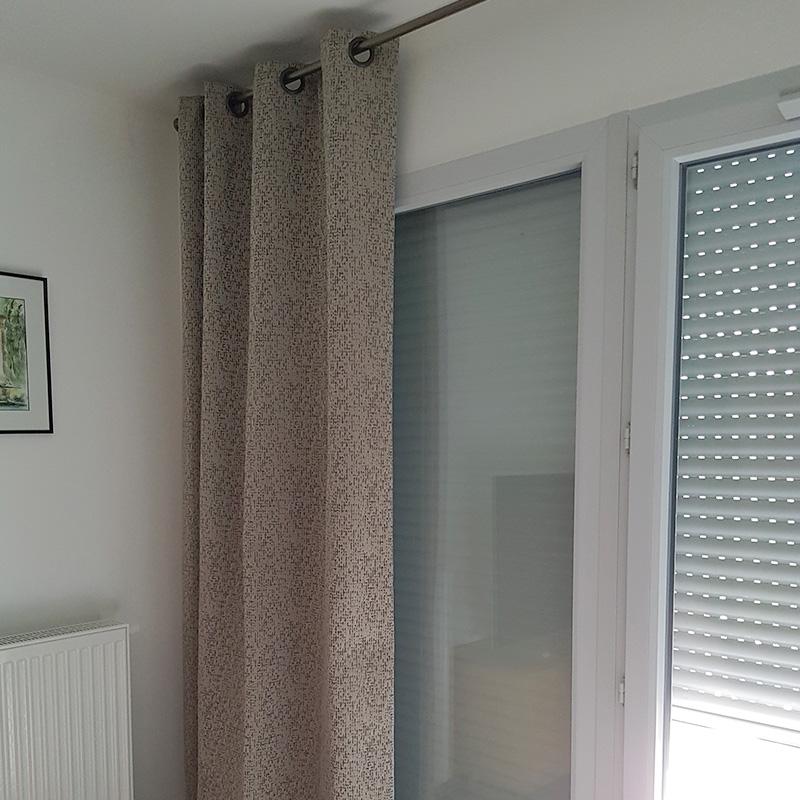 Les double-rideaux