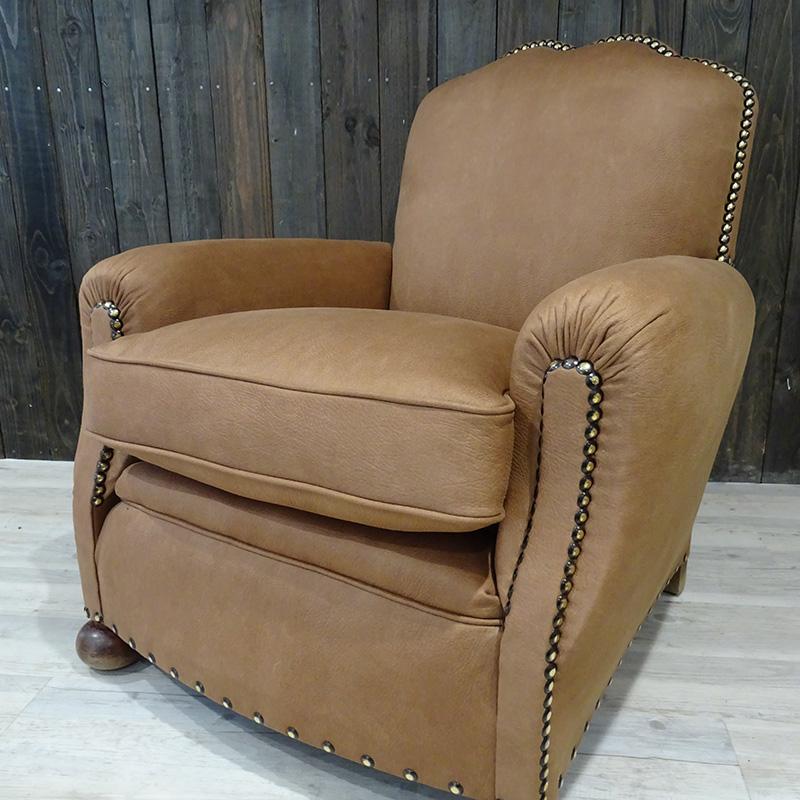 Le fauteuil club